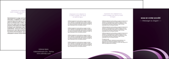 imprimer depliant 4 volets  8 pages  web design texture contexture structure MLIG94782