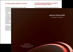 maquette en ligne a personnaliser depliant 2 volets  4 pages  web design texture contexture structure MLGI94812