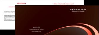 realiser depliant 2 volets  4 pages  web design texture contexture structure MLGI94816