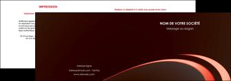modele depliant 2 volets  4 pages  web design texture contexture structure MLGI94818