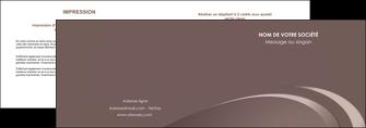 cree depliant 2 volets  4 pages  web design texture contexture structure MLGI94868