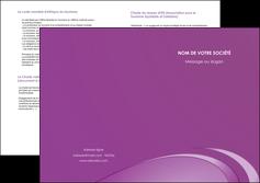 personnaliser maquette depliant 2 volets  4 pages  reseaux texture contexture structure MLGI94938