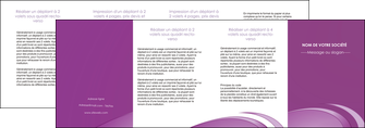 imprimer depliant 4 volets  8 pages  reseaux texture contexture structure MLGI94966