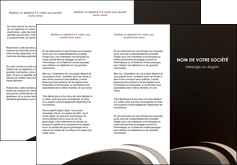 impression depliant 3 volets  6 pages  web design texture contexture structure MLGI95028
