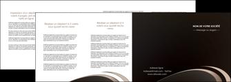 faire depliant 4 volets  8 pages  web design texture contexture structure MLGI95064