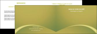 personnaliser maquette depliant 2 volets  4 pages  web design texture contexture structure MLGI95372