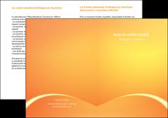 faire modele a imprimer depliant 2 volets  4 pages  telephonie texture contexture structure MLGI95420