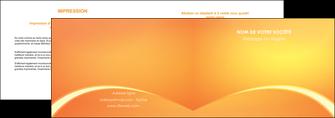 personnaliser maquette depliant 2 volets  4 pages  telephonie texture contexture structure MLGI95424