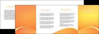 imprimerie depliant 4 volets  8 pages  telephonie texture contexture structure MLGI95442