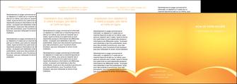 creer modele en ligne depliant 4 volets  8 pages  telephonie texture contexture structure MLGI95448