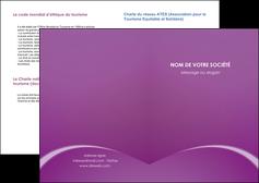personnaliser modele de depliant 2 volets  4 pages  telephonie texture contexture structure MLGI95486