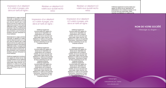 personnaliser modele de depliant 4 volets  8 pages  telephonie texture contexture structure MLGI95498