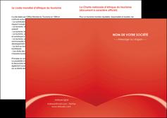faire depliant 2 volets  4 pages  web design texture contexture structure MLGI95524