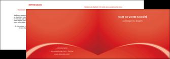 imprimerie depliant 2 volets  4 pages  web design texture contexture structure MIDCH95530