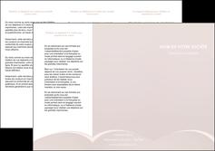 faire modele a imprimer depliant 3 volets  6 pages  web design texture contexture structure MIF95562