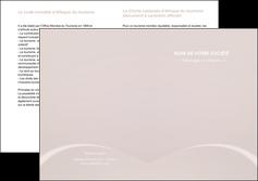 personnaliser modele de depliant 2 volets  4 pages  web design texture contexture structure MIF95576