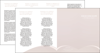 personnaliser modele de depliant 4 volets  8 pages  web design texture contexture structure MIF95602