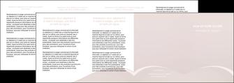 modele en ligne depliant 4 volets  8 pages  web design texture contexture structure MIF95604