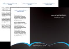 faire modele a imprimer depliant 3 volets  6 pages  texture contexture structure MLGI95614