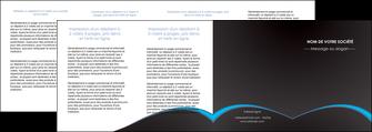 modele en ligne depliant 4 volets  8 pages  texture contexture structure MIF95656