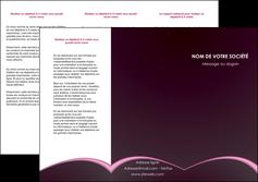 maquette en ligne a personnaliser depliant 3 volets  6 pages  reseaux texture contexture structure MLGI95718