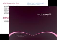 creation graphique en ligne depliant 2 volets  4 pages  reseaux texture contexture structure MLGI95746
