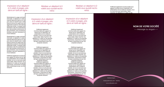 imprimer depliant 4 volets  8 pages  reseaux texture contexture structure MLGI95758