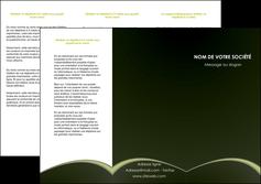 personnaliser maquette depliant 3 volets  6 pages  web design texture contexture structure MID95770