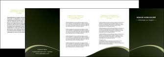 imprimerie depliant 4 volets  8 pages  web design texture contexture structure MID95806