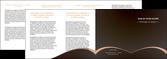 imprimerie depliant 4 volets  8 pages  web design texture contexture structure MLGI95864