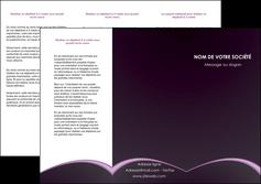 modele en ligne depliant 3 volets  6 pages  texture contexture structure MLGI95874