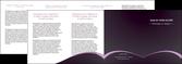 imprimerie depliant 4 volets  8 pages  texture contexture structure MLGI95916