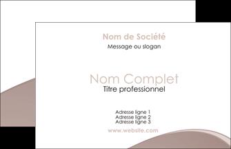 personnaliser modele de carte de visite texture contexture structure MLGI95970