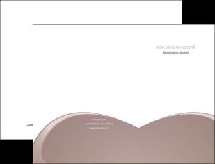 imprimer pochette a rabat texture contexture structure MLGI96002