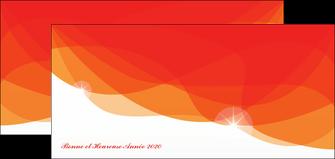 faire flyers best meilleur voeux 2020 abstract art MIF97466