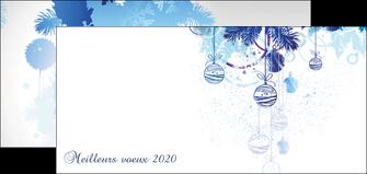 impression flyers carte de voeux 2020 voeux nouvelle annee cartes de voeux MIF97494